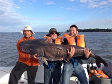 Pescaria em Itaibaté - Argentina